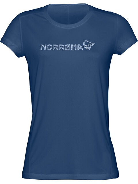 Norrøna W's /29 Tech T-Shirt Indigo Night